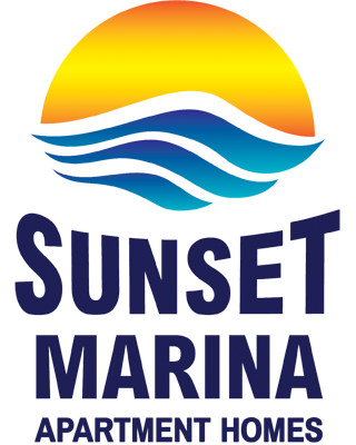 Sunset Marina Apartment Homes Logo